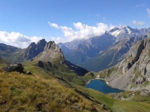 grüner see französische alpen