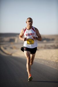 läufer ohne trinkrucksack