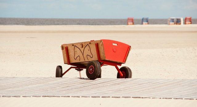 Welcher Bollerwagen eignet sich für Outdoor Aktivitäten?
